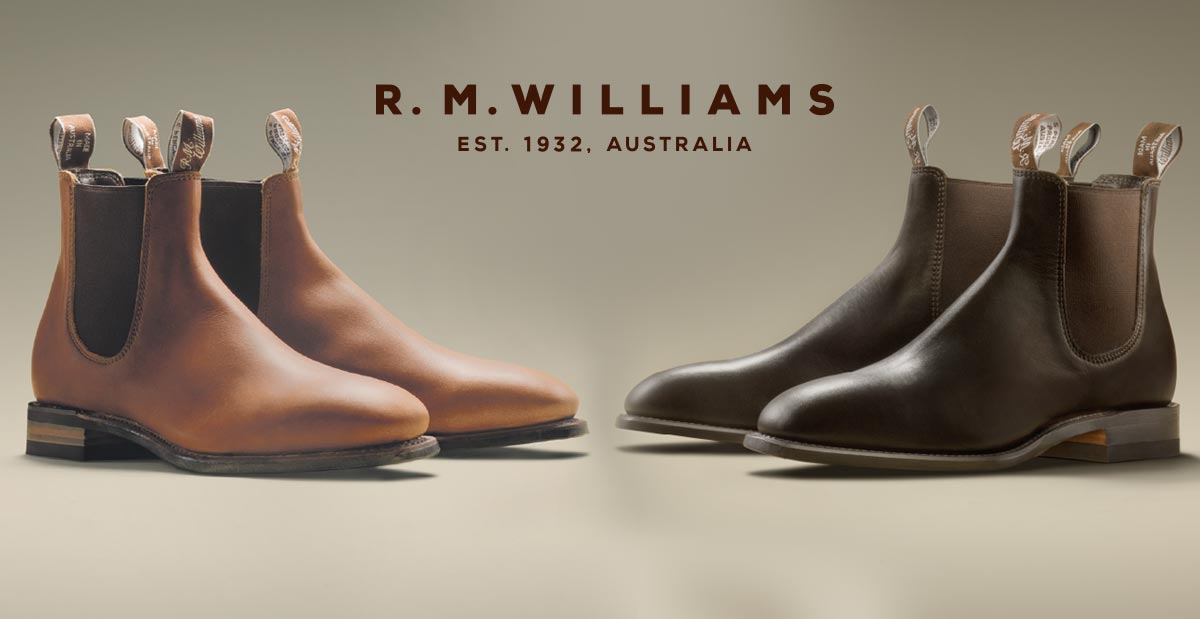 RM Williams Boots & Clothing