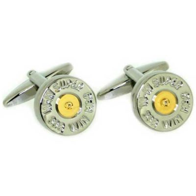 Soprano - Shotgun Cartridge Cufflinks