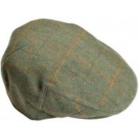 Alan Paine - Compton Cap - Lovat Tweed