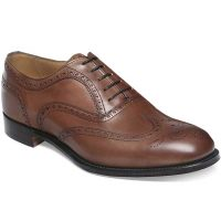 Cheaney - Arthur III Brogues - Conker Calf Leather