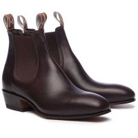 RM Williams - Ladies Kimberley Boots - Chestnut