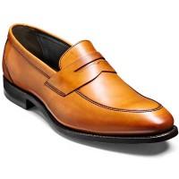 Barker Shoes - Davenport - Saddle Loafer - Cedar Calf