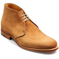 Barker Shoes - Devonshire Chukka Boot - Snuff Suede