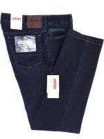 Meyer - Super Stretch Denim Jeans - Arizona - Blue