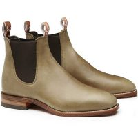 RM Williams - Craftsman Boots - Yearling Sandstone