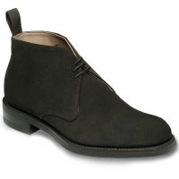 Cheaney - Jackie III R Chukka Boot - Brown Suede