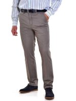 Gurteen Trousers - Madison Modern Fit Chinos - Taupe