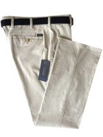 Bruhl Trousers - Montana - Cotton Chinos - Beige