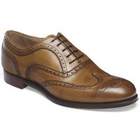 Cheaney - Arthur III Brogues - Original Chestnut Calf Leather