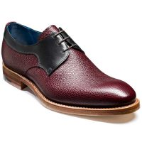 barker-benedict-burgandy-grain-black-calf