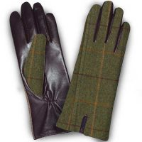 Alan Paine - Ladies Compton Tweed Gloves - Landscape