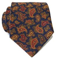 atkinsons-ties-navy-and-gold-paisley-irish-poplin-print-tie