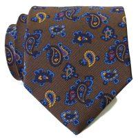 atkinsons-ties-olive-paisley-irish-poplin-print