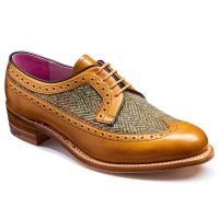 barker-abbey-cedar-calf-green-harris-tweed