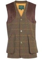 alan-paine-compton-shooting-waistcoat-forest-green