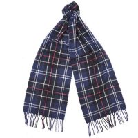 barbour-tartan-lambswool-scarf-navy-red