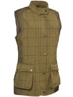 Alan Paine - Ladies Rutland Waterproof Waistcoat - Lichen