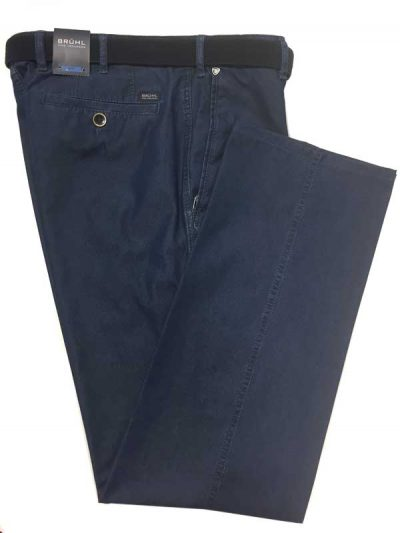 Bruhl Montana Cotton CoolMax Denim Trousers