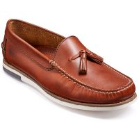 Barker Shoes - Horatio - Tassel Moccasin Loafer
