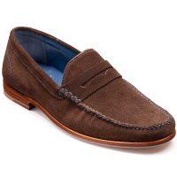 barker-shoes-william-suedBarker Shoes - William - Suede Moccasin Loafere-moccasin-loafer