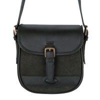Dubarry Ballymena Saddle Style Bag Black