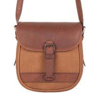 Dubarry Ballymena Saddle Style Bag Brown