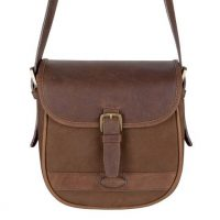 Dubarry Ballymena Saddle Style Bag Walnut