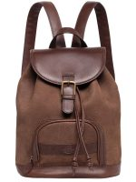 Dubarry Mourne Leather Rucksack