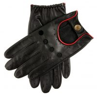 Dents-Men's-Silverstone-Touchscreen-Driving-Gloves-Black-Berry