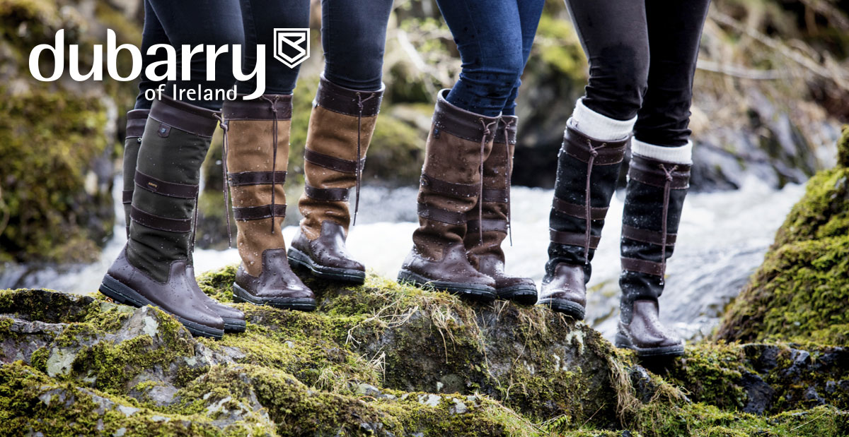 Dubarry Boots & Clothing