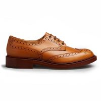 Tricker's Bourton Brogues - Leather Sole