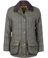 Barbour - Ladies Carter Wool Tweed Beadnell Jacket