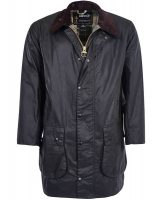 Barbour - Mens Border Wax Jacket