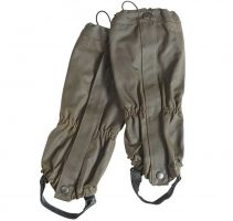 Barbour - Wax Cotton Gaiters - Olive