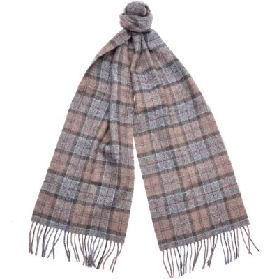 Barbour - Lambswool Scarf - Winter Dress Tartan