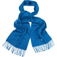 Barbour - Plain Lambswool Scarf - Teal