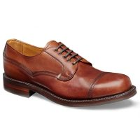 Cheaney - Murton R Derby Shoes English Tan