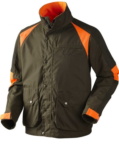 Seeland Men's Herculean Jacket - Grizzly Brown