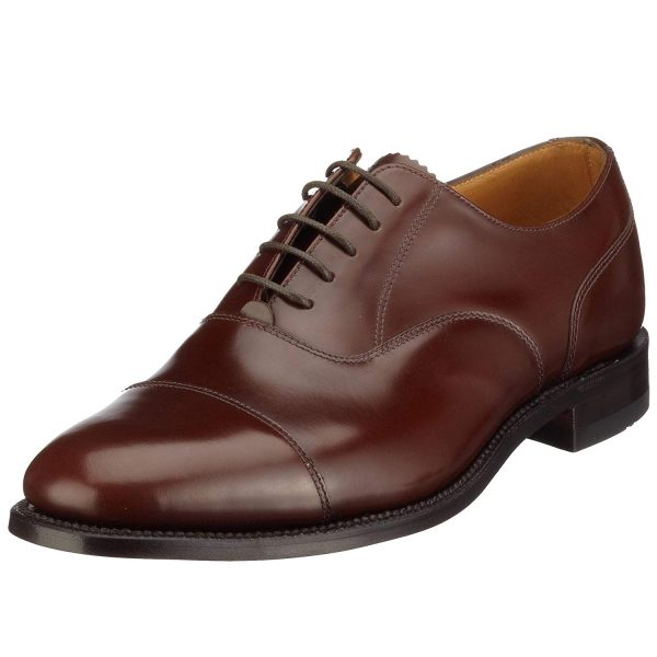 LOAKE 200CH Shoes - Mens Oxford - Brown