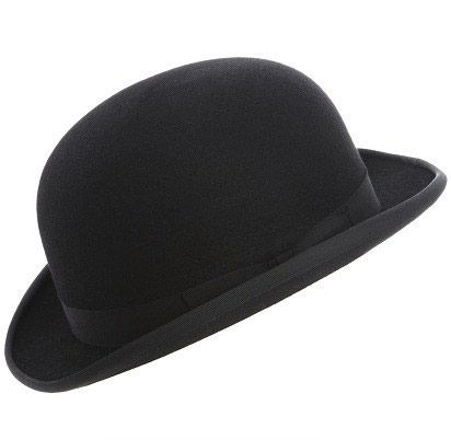 Fur Devon Bowler Hat By Christys Of London Equestrian