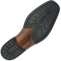 6mm Leather Sole / Rubber Forepart