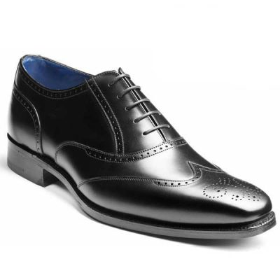 Barker Shoes - Johnny Black Calf