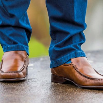 Barker Javron Moccasins - 2 Colour Options