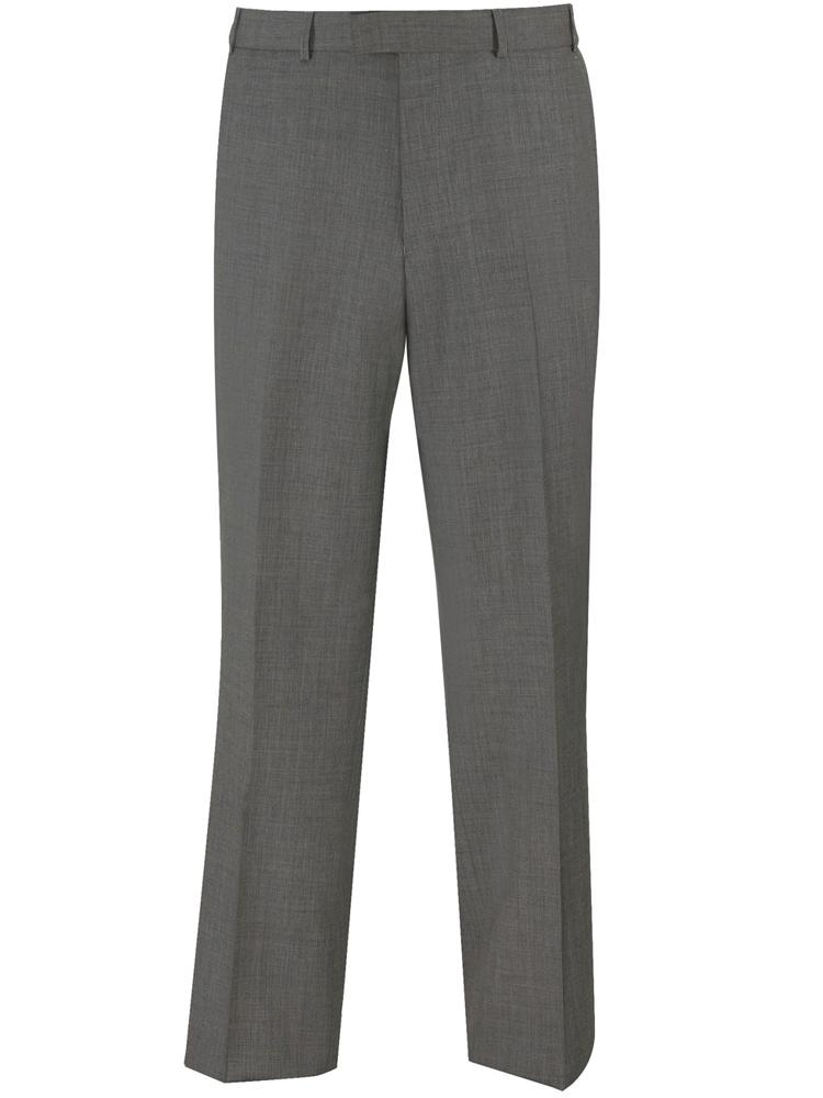 Brook Taverner - Grey Sharkskin Dawlish Suit - 2 Piece