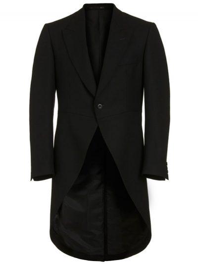 Magee Black Tailcoat - Morning Coat 3539
