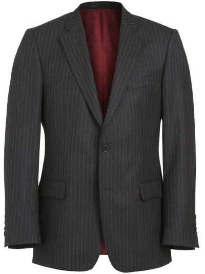 Magee Grey Multi Pinstripe Suit