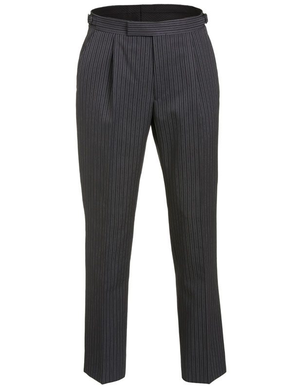 Magee Striped Morning Trousers