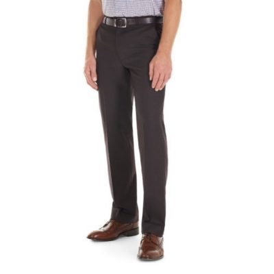 Gurteen Trousers - Cologne Stretch Flannel - Conker