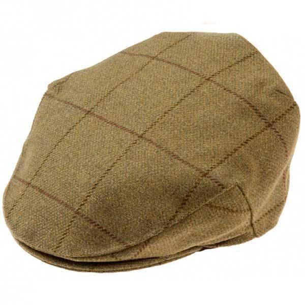 Alan Paine - Rutland Tweed Cap - Lichen