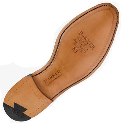 Barker Shoes Handcrafted Leather Sole